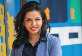 Divya Jain, Co-Founder and CEO, Safeducate